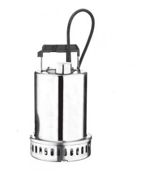 Schmutzwasserpumpe Ebara Best 5 Edelstahl 400V Drehstrom