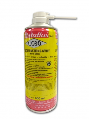 Multifunktionsspray CC80 Metaflux 70-17 400ml