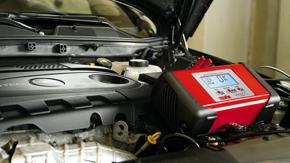 Erhaltungsladegerät Profi-Ladegerät Batterie Doctor Charge 50